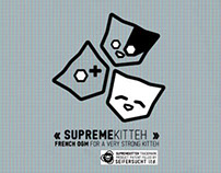 Supreme Kitteh, a brand for OGM lovers