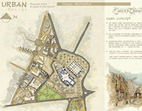Redesign Al Sultan Hassan Mosque Area