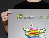 Diseño gráfico - Clasificados Elpais.com
