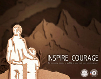 Inspire Courage: ACD Mentorship Program - Student Work