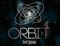 Logo Orbit tattoo