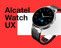 Alcatel Watch UX