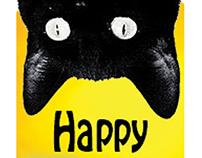 Halloween Candy (web banner)
