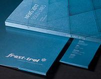 Diseño de catálogo para Frost-trol