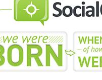 Digital | Social Compass – Website Concept