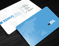 reZEAL - Free Business Card