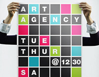Art Agency Posters