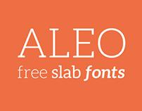 ALEO | Free Font Family