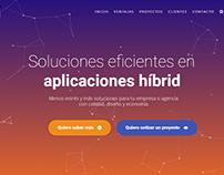 Dagaz Tech Website