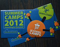 Cedarville Summer Camps Brochure 2012
