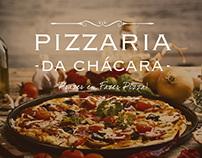 Pizzaria da Chacará - Identidade Visual