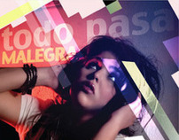 Todo Pasa Album Cover Design