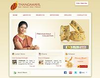 Thanagamayil Web Template