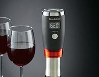 Brookstone Automatic Wine Preserver
