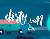 Dirty Van Lyrics video