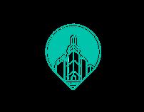 ThunderMaps Cities Icon Design