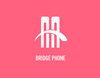 Bridge Phone - Logo concept