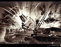 V-Commandos Illustrations Part02