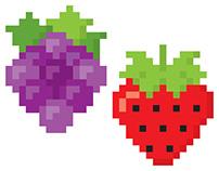 Pixel icons volume 1.