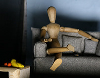 Perversion is the Reason - Stop-motion Animation Film