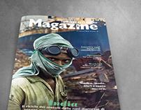 Weekly magazine