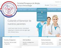 Sociedad Paraguaya de Alergia, Asma e Inmunologia