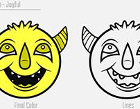Kickstarter - Trading Card Icons