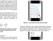 Generative UI / Naturalized Interactions
