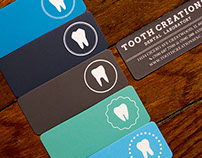 Tooth Creations new branding