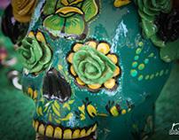 A la muerte una sonrisa (Green)
