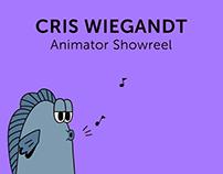 Cris Wiegandt - Animator Showreel