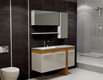 Bath Furniture ARTIC