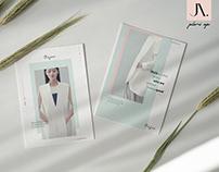 Postcard Flyers Fashion