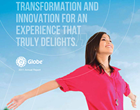 Globe 2011 Annual Report and 2009 CSR Report