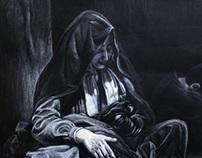 an imitation / artist Morteza Katouzian