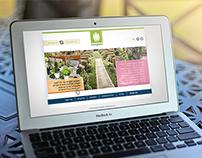 everGreen website design