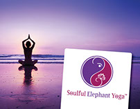 Logo Design - Soulful Elephant Yoga