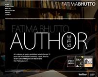 Fatima Bhutto Official Website