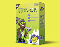 Lucio-OH's Cereal