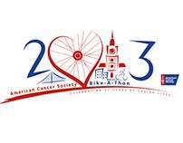 2013 American Cancer Society Bike-A-Thon Logo