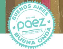 Paez website