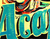 FUN IN ACAPULCO! HAND-LETTERING