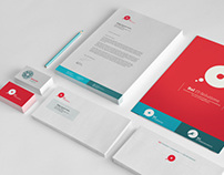 Corporate Identity for Bal IT-Solutions