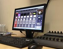 Sistema Videoscenografie