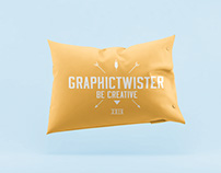 New Pillow Mockup