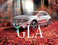 GLA Mercedes-Benz