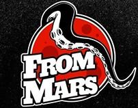 From Mars Logo