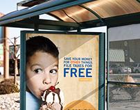 THNM Ad Campaign 2018
