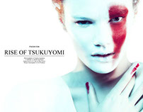 """RISE OF TSUKUYOMI"" for 12mag.net"