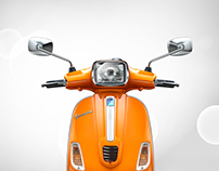 Do You Vespa : Interactive Journey